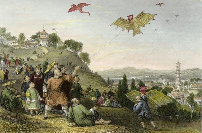 Ancient-Kite-China