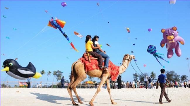 Kite-Festival-Mangalore-India
