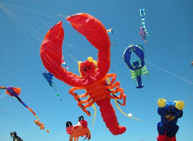 Kite-Lobstar