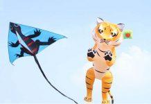 Kite-Tiger